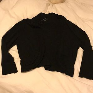 Cropped sweater XL